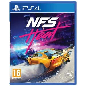 Need for Speed Heat Standard Edition [PS4] (D/F/I)