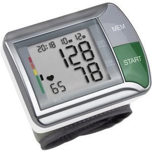 HGN Handgelenkblutdruckmessgerät NEU - Silber