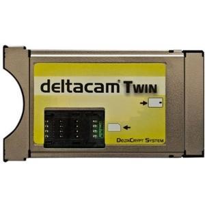 Deltacam Twin-CI-Modul Rev 2.0