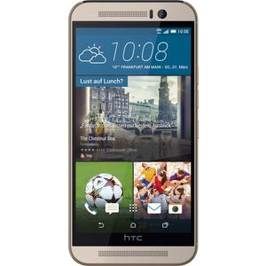 One M9 - 32GB - gold/silber
