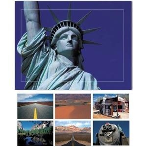 Doppelkarten-Böxli 114 USA