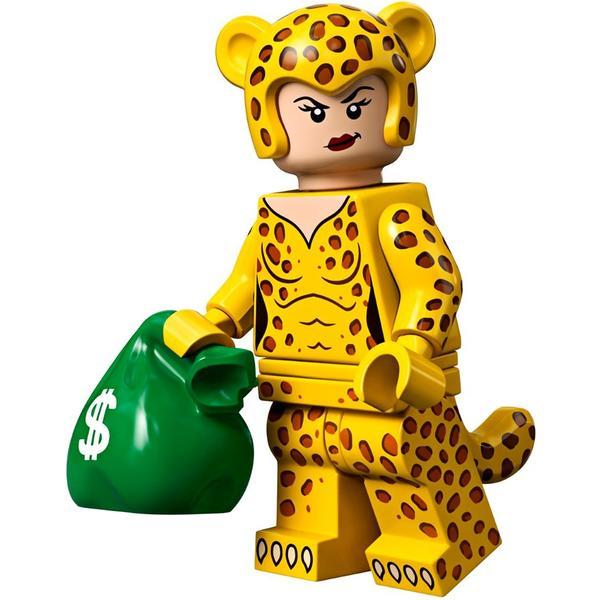 DC Super Heroes Minifigur: The Cheetah