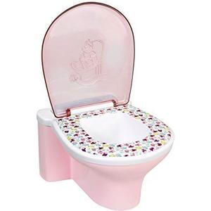 Baby born: Toilette