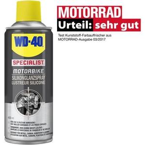 MOTORBIKE Silikonglanzspray 400ml