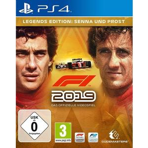 F1 2019 Legends Edition [PS4] (D)