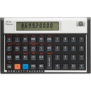 HP 12C Platinum Finanzrechner englisch/französisch