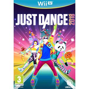 Just Dance 2018 [WiiU] (D/F/I)