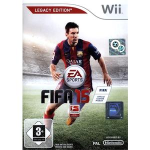 FIFA 15 - Legacy Edition (Wii,D)