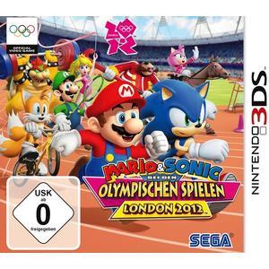 Mario & Sonic bei den Olympischen Spielen: London 2012 (3DS,D)