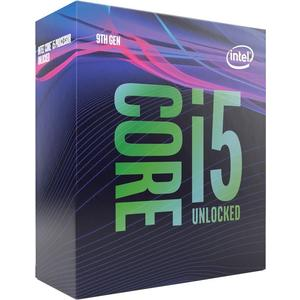 Core i5-9600KF (3.70GHz / 9MB) - boxed