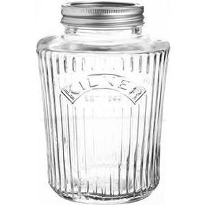 Einmachglas Vintage 1.0 Liter Schraubdeckel