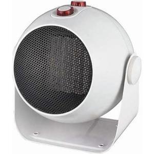 Ceramic Fan Heater - Weiss