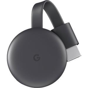Chromecast - 3rd Generation - Charcoal