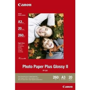 PP-201, Fotopapier Plus II A3+, 20-Pack