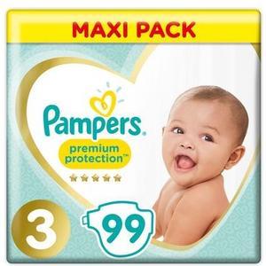 Premium Protection Gr.3 Midi Maxi-Pack, 6-10kg, 99 Stk.