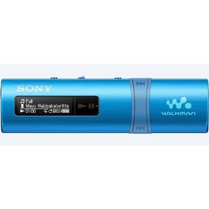 NWZ-B183FL 4 GB USB-Stick Walkman mit FM Tuner - blau
