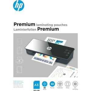 Premium Laminating Pouches, A3, 80 Micron