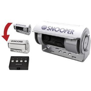 Rückfahrkamera mit Motorschutzklappe, 2-fach - 12 bis 24V