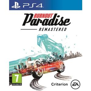 Burnout Paradise Remastered [PS4] (D/F/I)