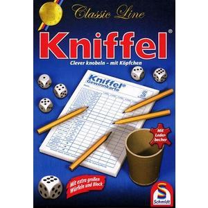 Classic Line - Kniffel (D)