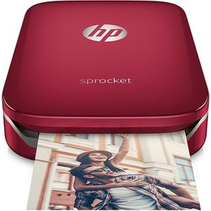 Sprocket Photo Printer - rot