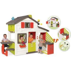 Friends House Spielhaus mit Küche Alter 2+
