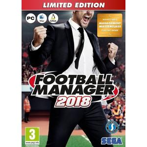 Football Manager 2018 Limited Edition [PC/Mac] (F)