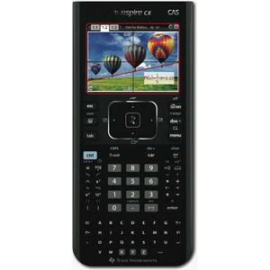 TI-nspire CX CAS Handheld und Software für Schüler [1 Lizenz]