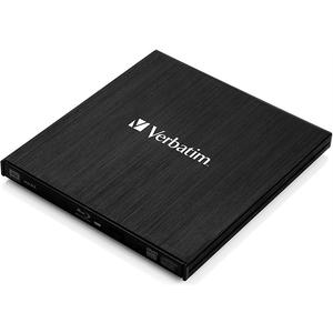 External Slimline USB 3.0-Blu-ray-Brenner