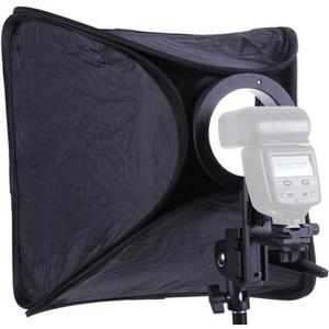 SLR Square Softbox Kit 40x40 für Systemblitze