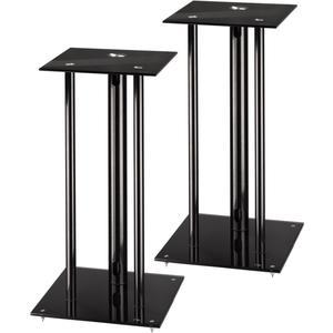 Lautsprecherständer (Paar) - schwarz