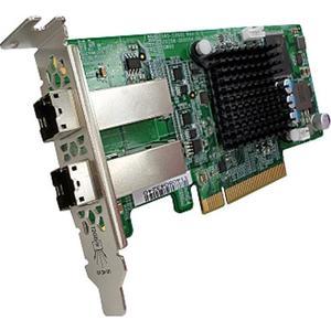 Dual-wide-port storage expansion card