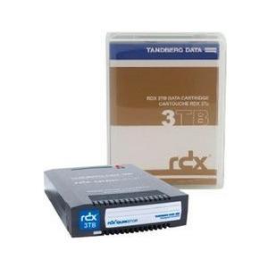 Tandberg RDX Medium: 3TB geeignet für alle RDX Laufwerke
