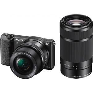 Alpha 5100 Kit (16-50mm/55-210mm) - schwarz