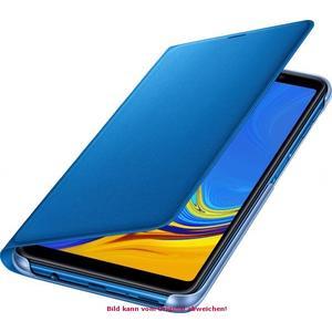 Flip Wallet für Galaxy A9 (2018) - blau