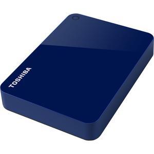 Canvio Advance - 4TB - blau