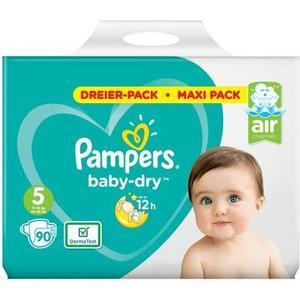 Baby Dry Gr.5 Junior 11-16kg Maxi-Pack