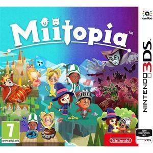 Miitopia [3DS] (F)
