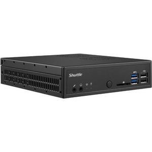 Barebone DH110, schwarz, S. 1151 Intel H110, 2x DDR3L-1600