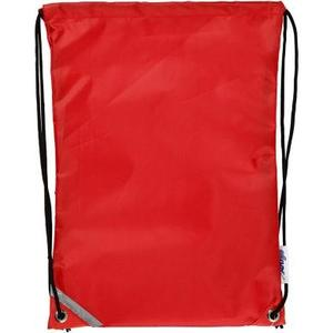 Turnbeutel rot 1 Stück, 31 x 44 cm, Polyester