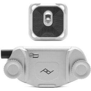 Capture Clip&Plate, silber