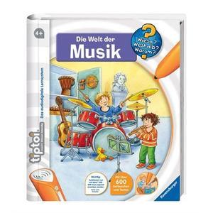 tiptoi: Die Welt der Musik