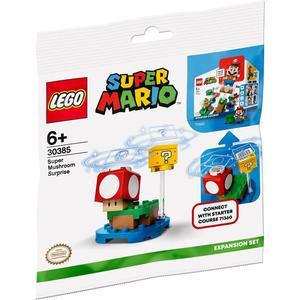 Super Mario - Superpilz Überraschung - Erweiterungsset