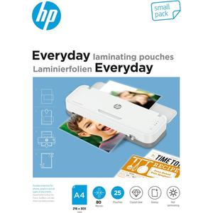 Everyday Laminating Pouches, A4, 80 Micron - small pack