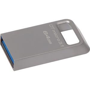 DataTraveler Micro (64 GB, USB 3.1)