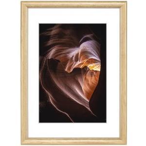Holzrahmen Phoenix, Eiche, 13 x 18 cm