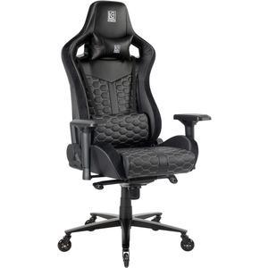 Gaming-Stuhl LC-GC-801BW - schwarz