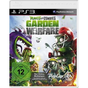 Plants vs. Zombies: Garden Warfare 1 [PS3] (D)