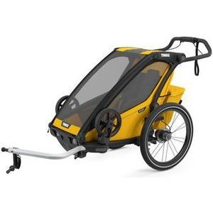 Chariot Sport 1 Yellow