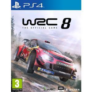WRC 8 [PS4] (D/F)